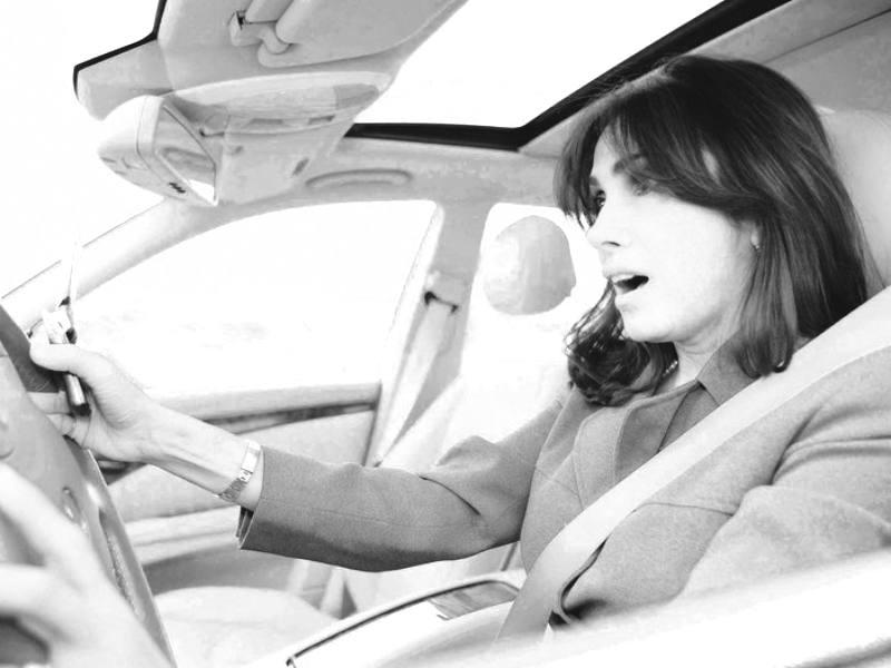 Amaxophobie, la peur de conduire